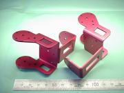 赤アルマイト処理(ROBO-ONE用)例3写真