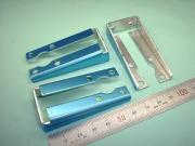 アルミブランケットA アルミ板 A5052P t1.5|企業様向け精密板金加工部品写真