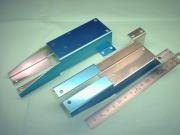 アルミブランケットC アルミ板 A5052P t1.5|企業様向け精密板金加工部品写真